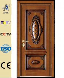 Italian style AFOL-SW202  sc 1 st  Afol Doors & Italian steel-wooden armored door - AFOL Doors